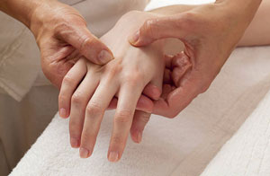 Hand Reflexology in Finchampstead RG40