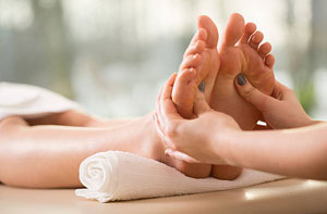 Reflexology New Milton Hampshire BH25